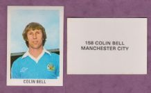 Manchester City Colin Bell England 158